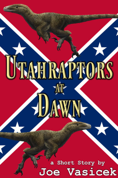 Utahraptors at Dawn