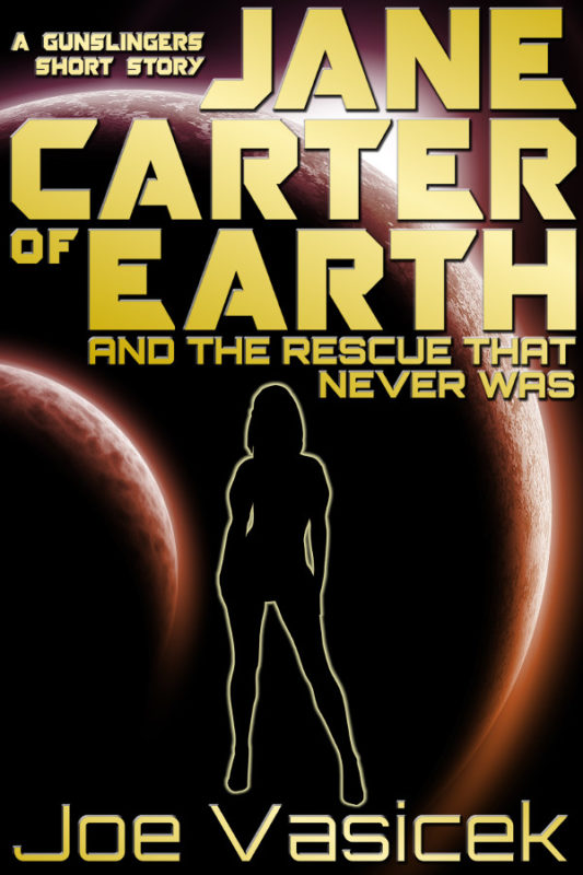 Jane Carter of Earth and the Rescue that Never Was